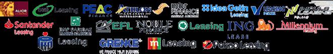 Banki i towarzystwa leasingowe, na oferty których możesz liczyć zamawiając leasing online na naszym portalu