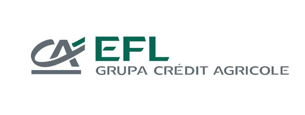 EFL Leasing Grupa Credit Agricole Logo