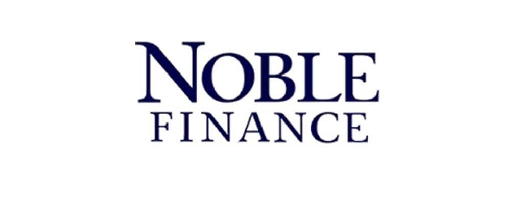 Noble Finance Leasing Logo