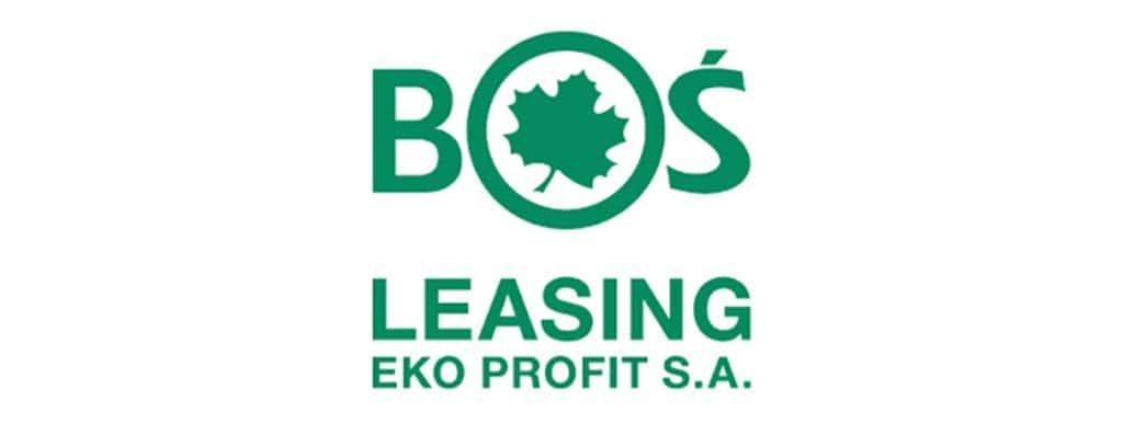 BOŚ Leasing Eko profit LOGO