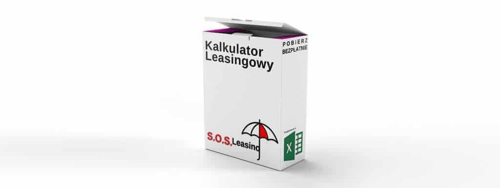 Darmowy kalkulator leasingu w formacie Excel od SOS Leasing