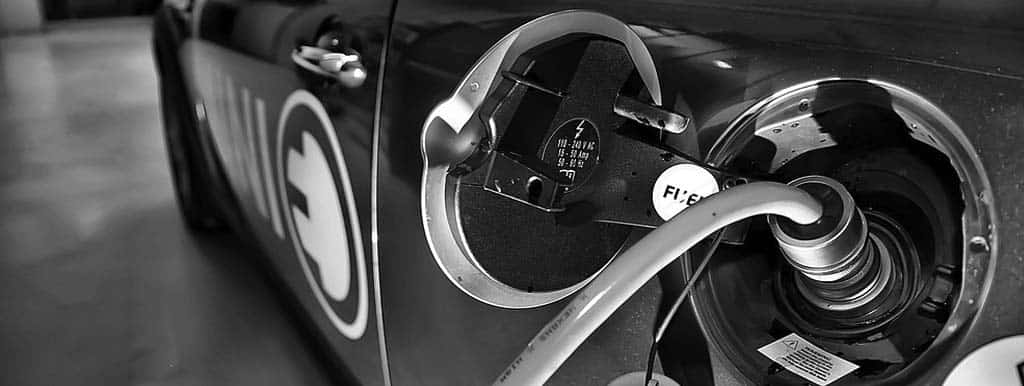 Samochody elektryczne w leasing z dopłatą