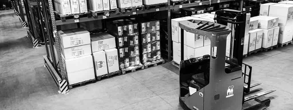 Wózki widłowe w leasing w logistyce i gospodarce magazynowej